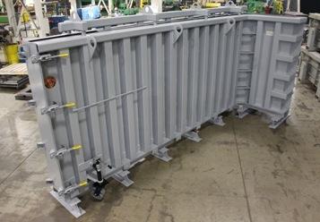 T-Wall Mold