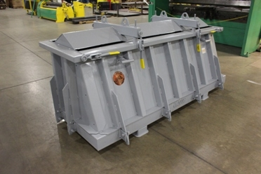 Fence Line Feed Bunk Mold